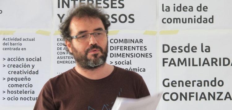 Tenemos que rebajar la ansiedad en los procesos colectivos (Ricardo Amasté)