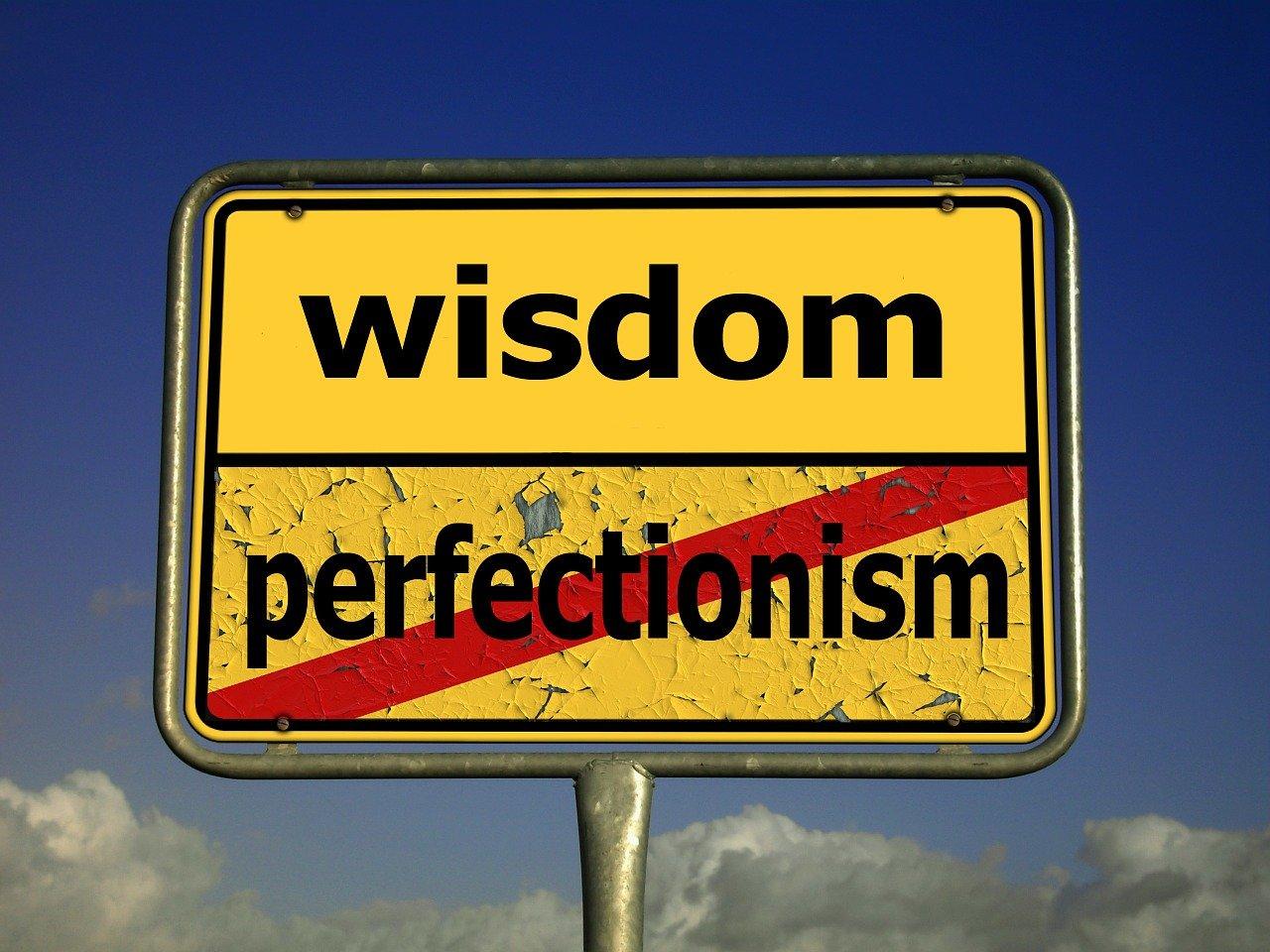 El perfeccionista sufre en las dinámicas colectivas