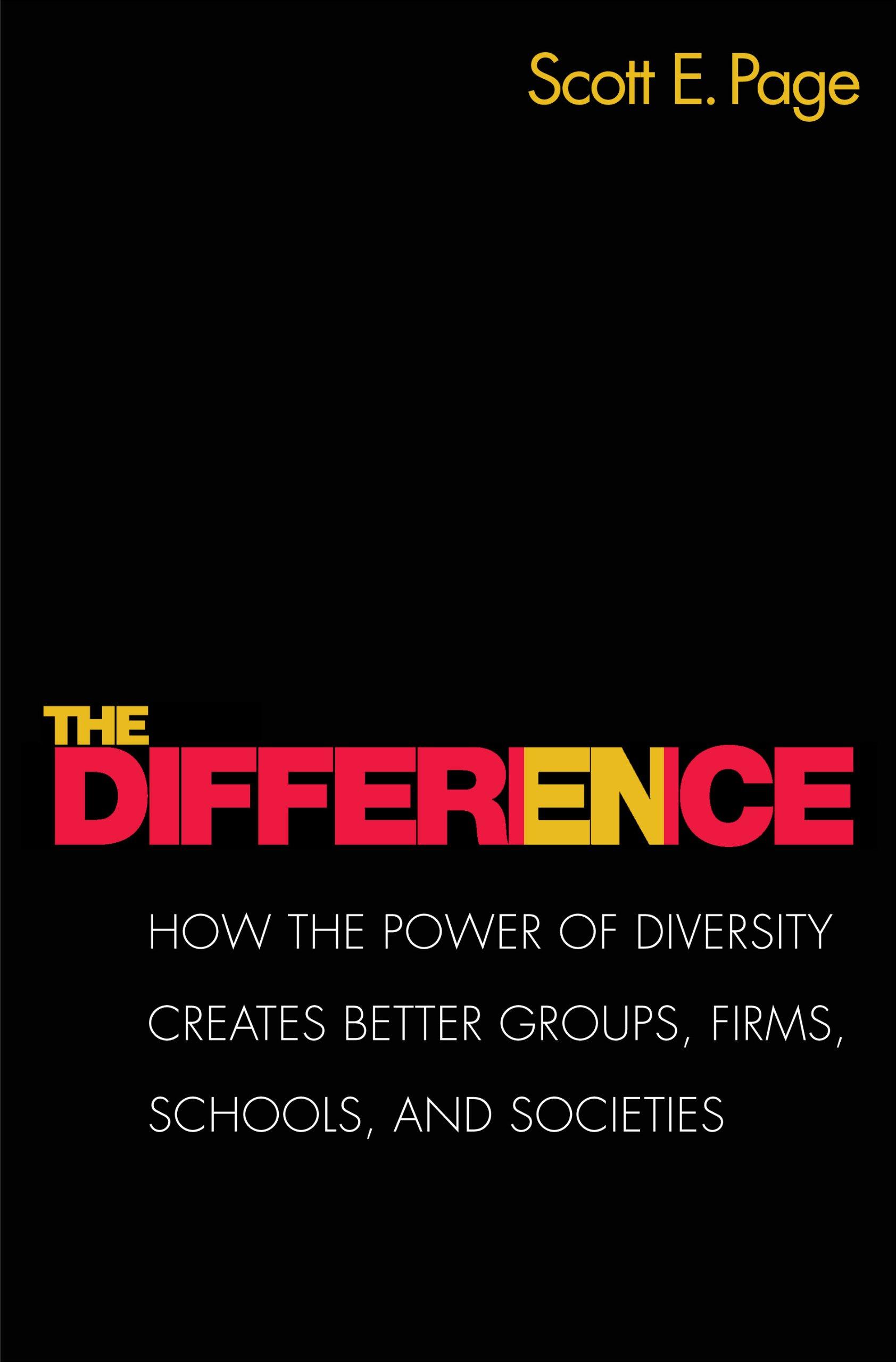 Impacto de la diversidad en el error colectivo según Scott Page